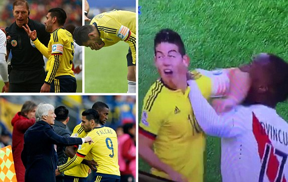 Image Result For Peru Vs Colombia