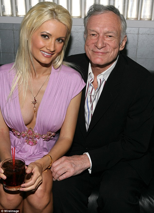 Hugh Hefner Denies Holly Madisons Tell All About Playboy