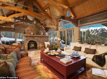 Antonio Banderas and Melanie Griffith list Aspen mountain retreat for $9.9m   Daily Mail Online