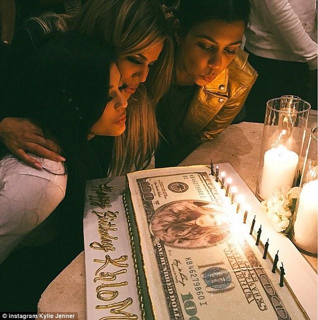 Khloe Kardashian Shares Photo On Instagram Of Her And