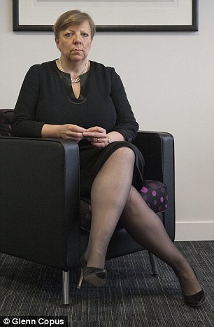 Alison Saunders, Director of Public Prosecutions