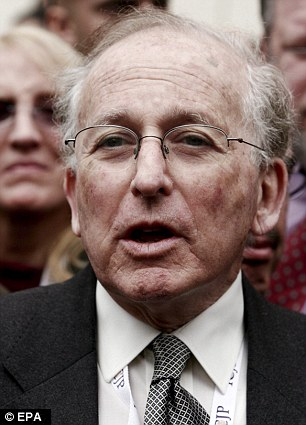 Put back: The publication of a critical report highlighting how police and prosecutors failed to bring Lord Janner to justice has been postponed
