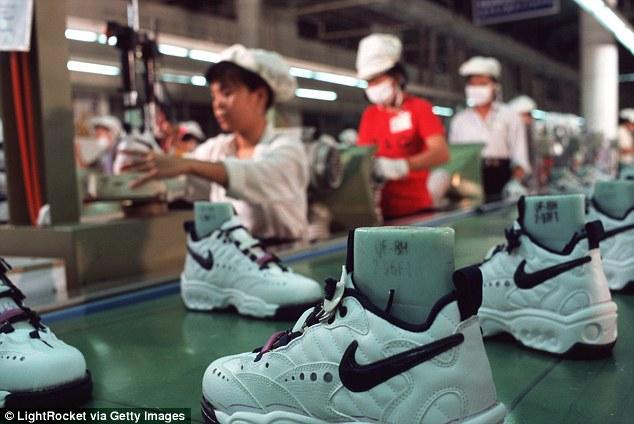 Kids Foot Locker Nike Shoes