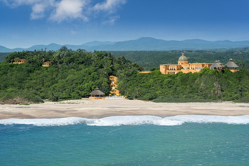 Poised along a jungle-clad ridge overlooking remote beaches on Mexico's Pacific coast, the grand villas and cozy casitas of Cuixmala are a secluded eco sanctuary set within a 25,000-acre biosphere reserve