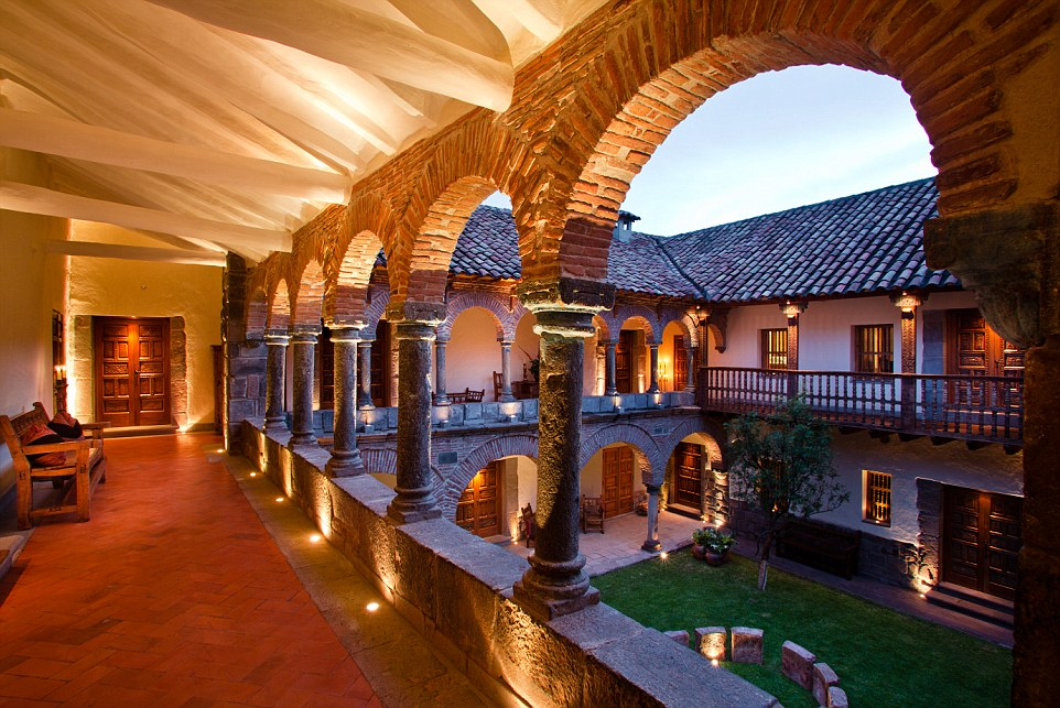 Inkaterra La Casona in Cusco, Peru, is an intimate hotel set within an exquisite 16th-century manor house, and one of Cusco's most storied dwellings