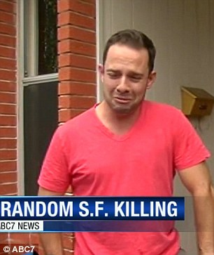 'If anybody could take anything from this — if you love somebody, just tell them that you love them,' Brad Steinle said