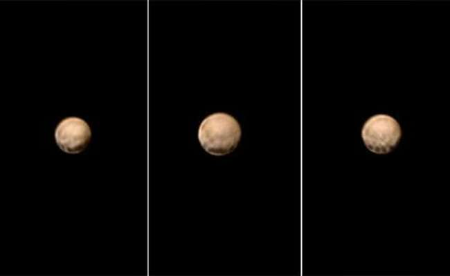 New Horizon S Pluto Video Reveals Reveals More Mysterious