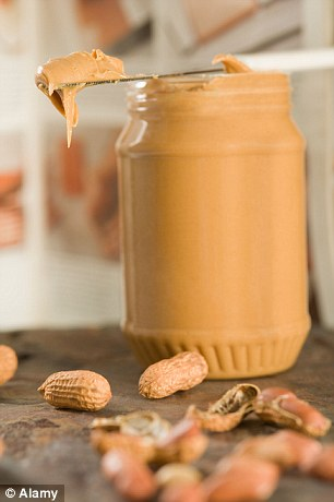 Peanuts help to stabilise blood sugar levels and have a low glycemic index