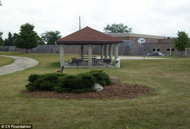 Separated: While at Children's Village (pictured), the three children were kept away from juveniles who are locked up there for committing crimes
