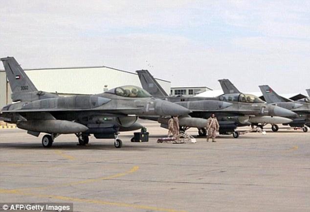 Alianza: Jordania (en la foto) es uno de los 42 países para ejecutar ataques aéreos en contra de ISIS, entrenar a las tropas locales para luchar contra el grupo terrorista o proporcionar armas para los que son