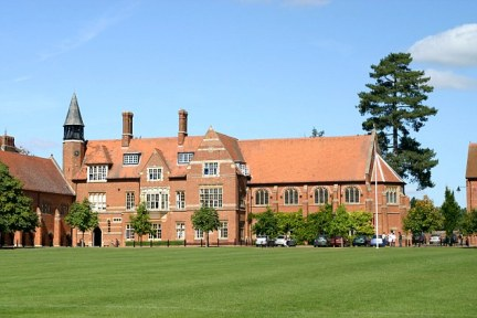 After soaring through the entrance exams, he won a free scholarship to attend Abingdon School (pictured), a leading public school that charges £20,000 a year for day pupils
