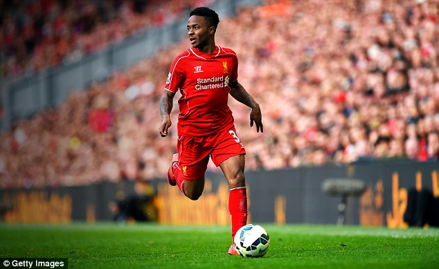 Manchester City have made a third bid for Liverpool's wantaway attacking forward Raheem Sterling
