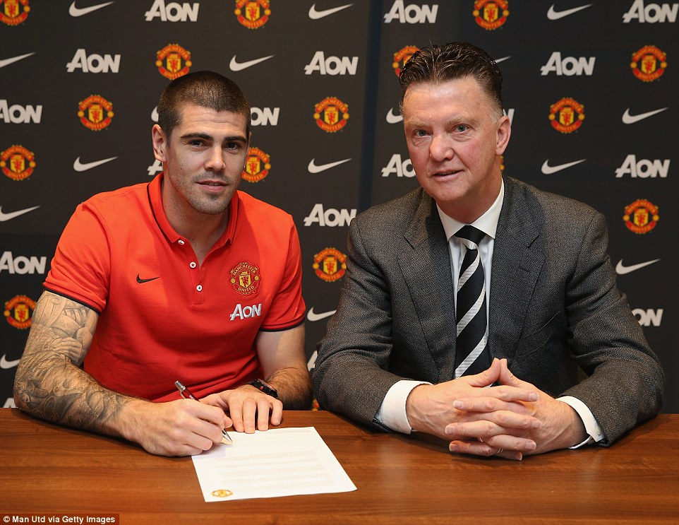 Valdes put pen to paper on an 18-month deal in January but is now heading for the exit door after just seven months at the club