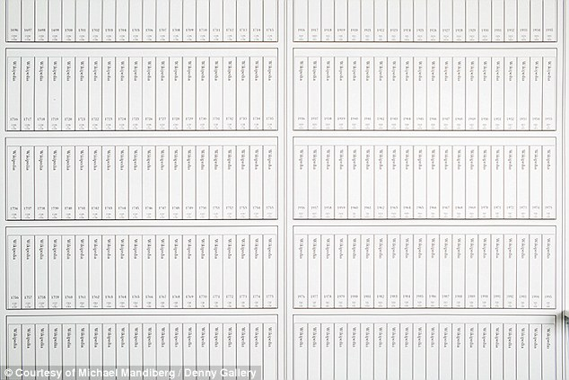 Michael Mandiberg prints out ALL of Wikipedia in book form