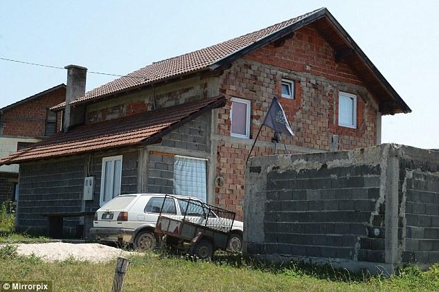 Se cree que el área en Bosnia-Herzegovina que se han utilizado para entrenar a terroristas que luego se dirigen a Siria para luchar: Isolated