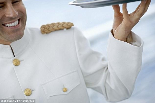 """Desventajas: Un miembro de la tripulación dice un amigo en otro barco se le dijo a recoger juguetes sexuales 'de la noche anterior """", mientras que otro dijo de paquetes de' putas letones y rusos se dio paso a bordo (stock)"""