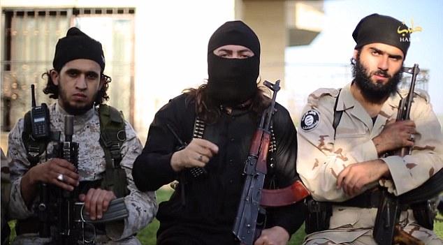 No está claro cuando el video fue filmado pero según ISIS, todos los combatientes estaban en la provincia de Alepo, Siria