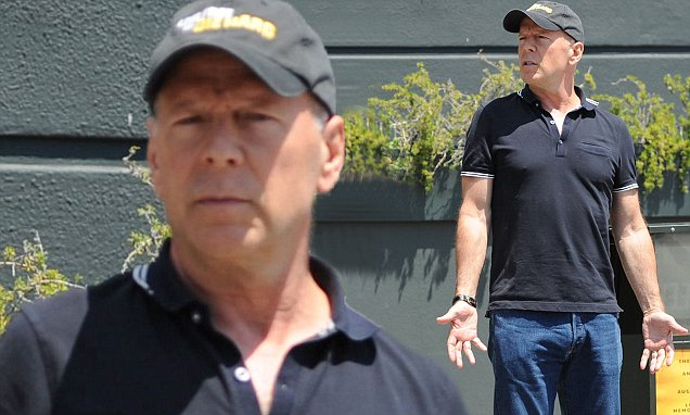 Bruce Willis spotted after body found in exwife Demi