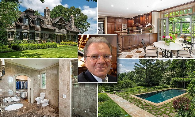 Hungarian billionaire Thomas Peterffy is selling his Connecticut estate for 65M  Daily Mail Online