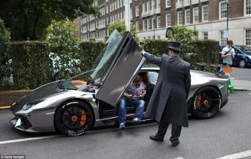Image result for super wealthy
