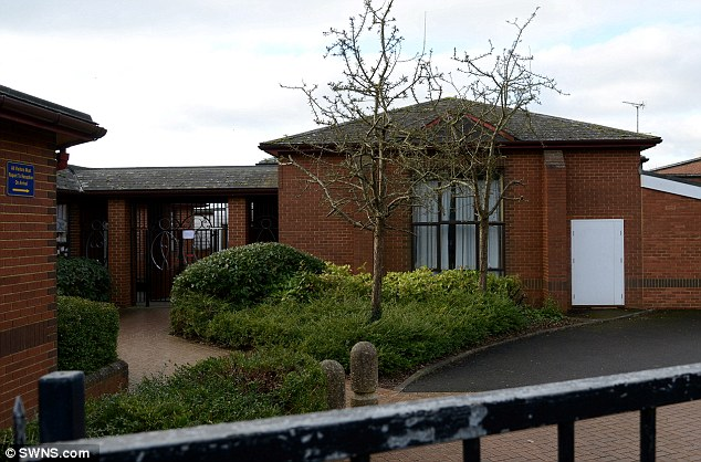 Weekes, who was sentenced to three years in prison 13 years after he admitted abusing seven girls, pleaded guilty to molesting the child during his time as head of St Mary's Primary School in Ashford, Kent (pictured)