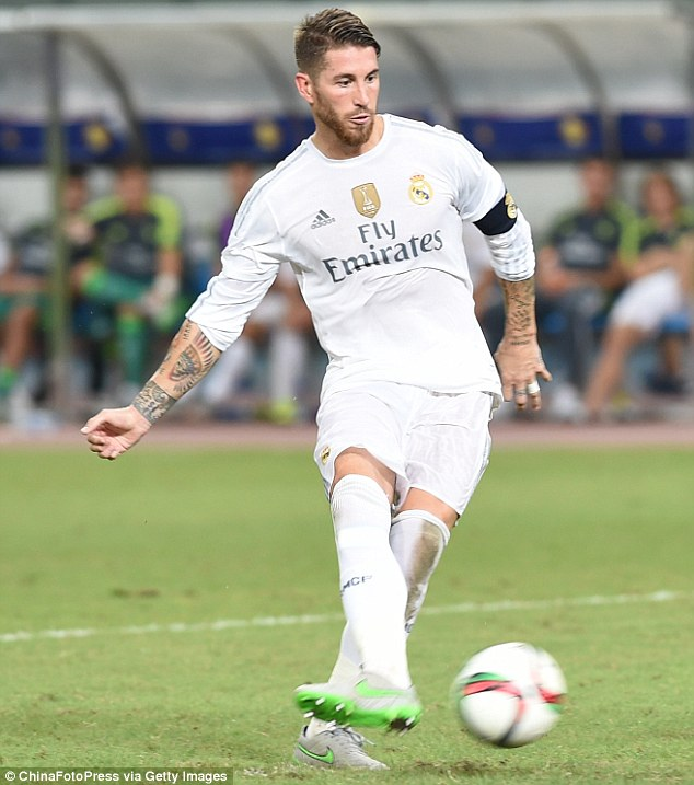 Sergio Ramos Told By Florentino Perez He Would Be Forced