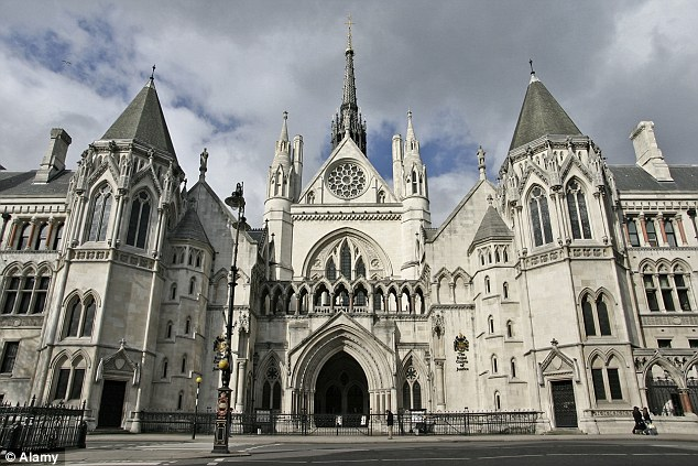A Latvian girl will be put up for adoption in the UK despite objections from the country's prime minister, a Court of Appeal (pictured) judge has ruled
