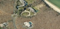 Bill and Hillary Clinton spend $100k renting Amagansett ...