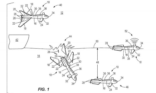 Boeing patents 'transformer' drone that can fly in the air