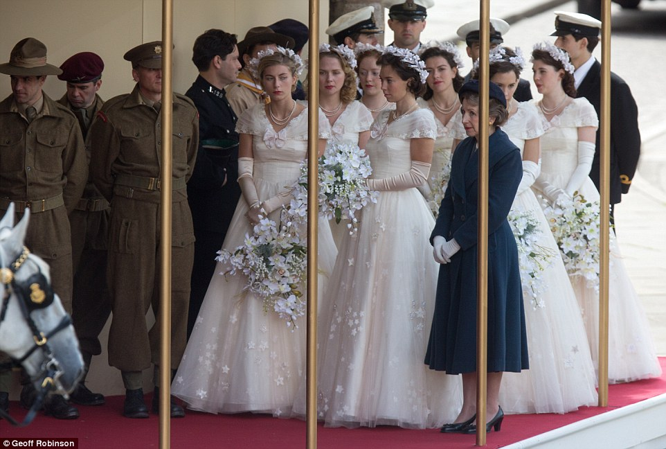 The Queens 1947 Wedding To Prince Philip Comes To Netflix