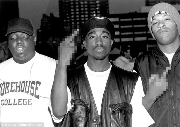 For The Murder Of Tupac Suge Knight Arrested
