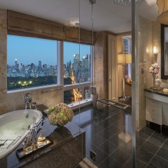 Apple Kitchen Rugs Antique Brass Hardware The World's Most Amazing Skylines From Hotel Bath Tubs ...