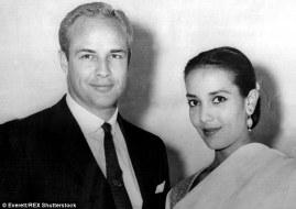 Image result for brando and anna kashfi