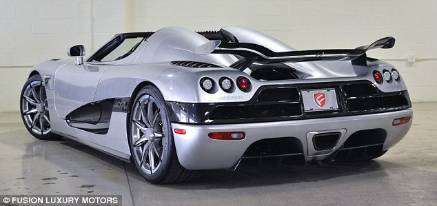 It will add to Mayweather's £35million ($54m) collection of 'toys', which includes three Ferraris, a Porsche, a Lamborghini, three Bugattis and a £30m ($47m) Gulfstream V private jet