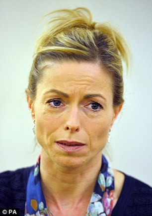 Kate McCann is among campaigners who arecalling for an EU-wide scheme which allows details of sex offenders to be shared across borders