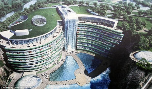 hotels of future 'll