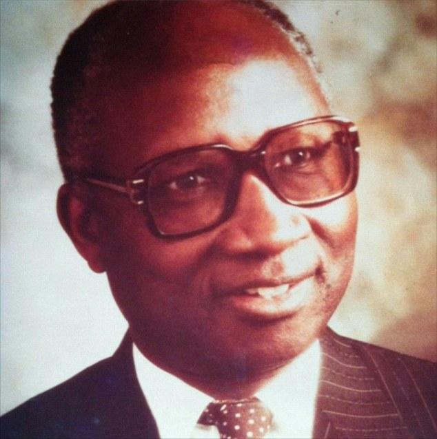 Image result for Sir Dawda Kairaba Jawara