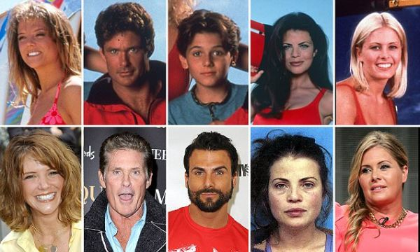 Where are stars of Baywatch now Daily Mail Online