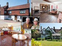 East Sussex house where Rolling Stones' Charlie Watts ...