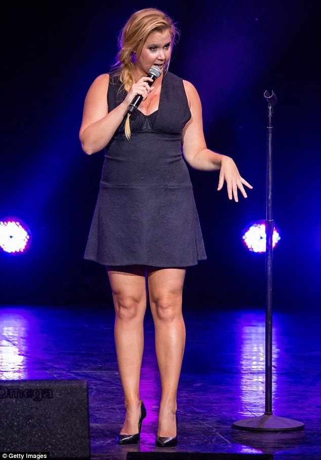 Amy Schumer Shows Off Her Moves In 80s Flashback Photo
