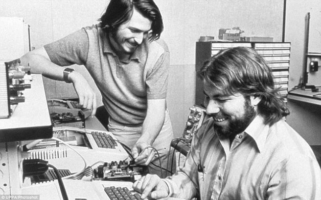 steve jobs and wozniak