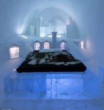 Icehotel In Sweden Revealed Suites Set