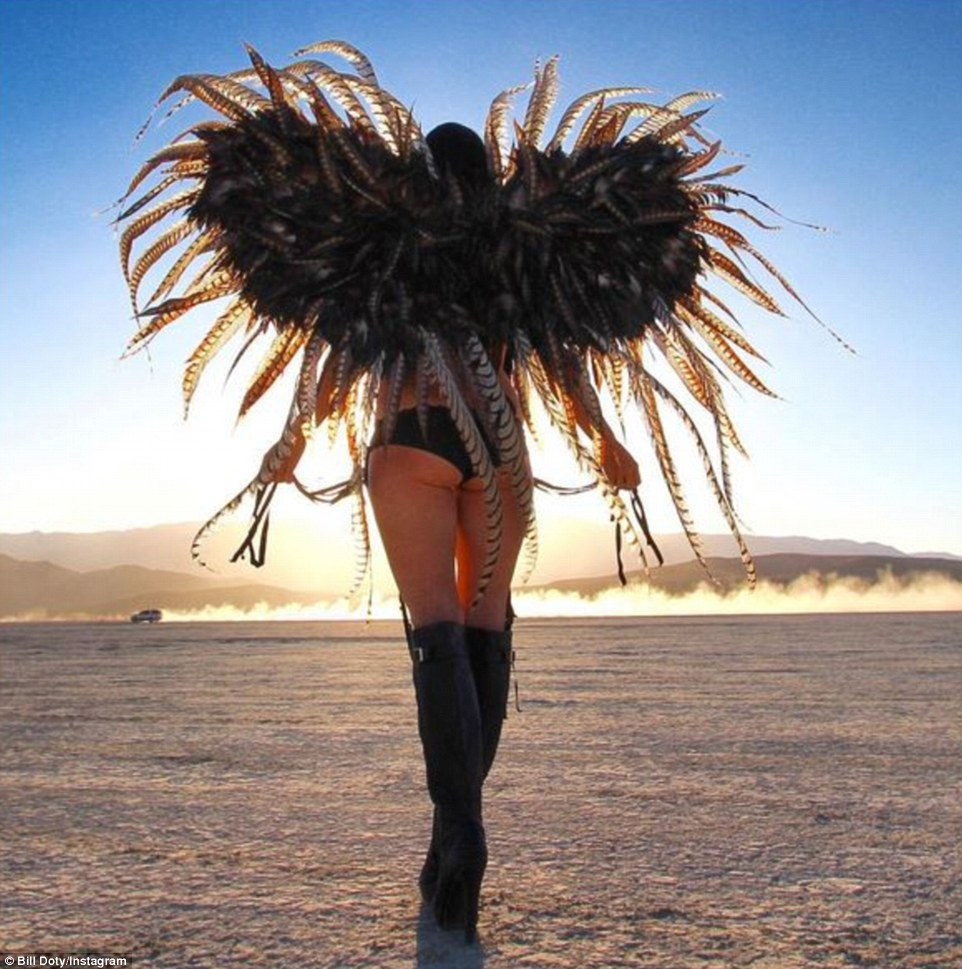 It's the annual festival of art, music and everything else, but there's no denying that Burning Man has become best known for the months of effort that 'burners' put into their outlandish outfits