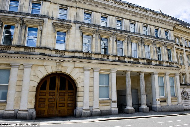 The seven men - aged between 31 and 51 and including three previously convicted sex offenders - appeared before Bristol Crown Court to be sentenced