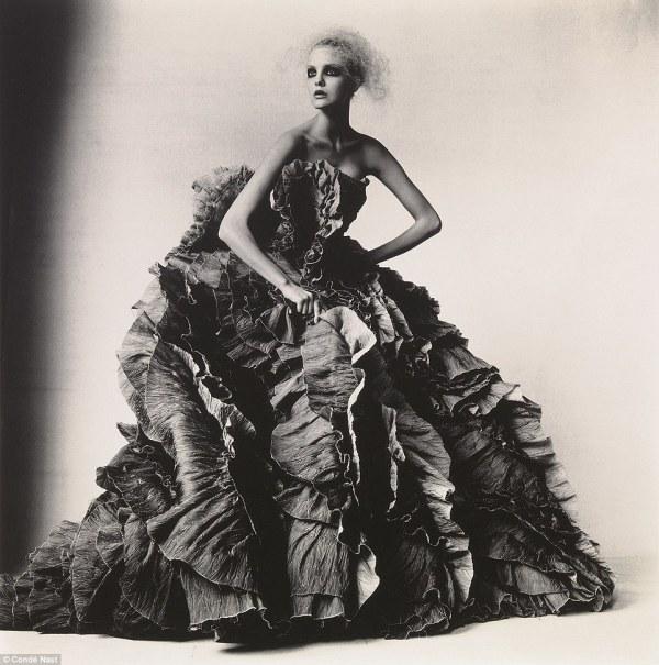 Irving Penn Photography Vogue
