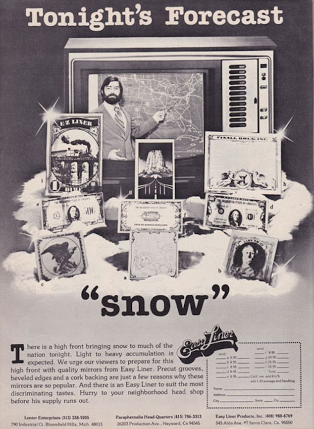 COCAINE Adverts In The 1970s Glamorise Drug Use And