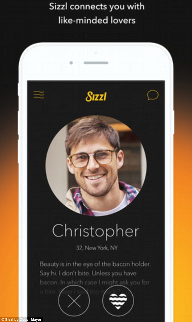 New Sizzl Dating App Connects Meat Lovers With 'crispy