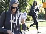 Picture Shows: Charlize Theron  September 18, 2015\n \n Actress and busy mom Charlize Theron is spotted leaving a friend's house in Studio City, California. Charlize recently adopted a baby girl named August.\n \n Exclusive All Rounder\n UK RIGHTS ONLY\n FameFlynet UK © 2015\n Tel : +44 (0)20 3551 5049\n Email : info@fameflynet.uk.com