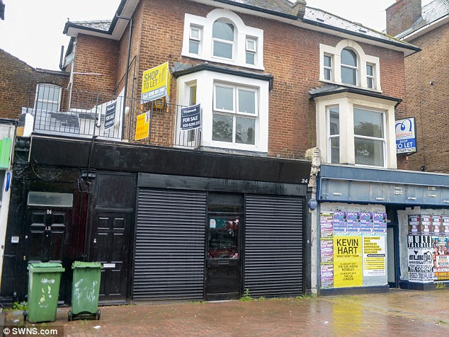 Derelict Shack On South London High Street Sells At