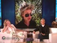 Ellen DeGeneres embarrasses wife Portia De Rossi with bad ...